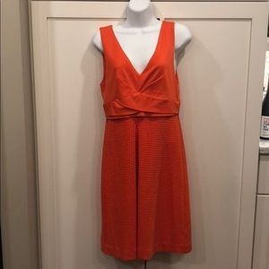 NWT Orange Anthropologie Dress-